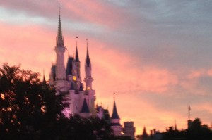 Castle Disney 4x6