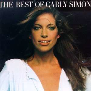 Album cover: The Best of Carly Simon