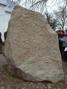 Jelling runestone