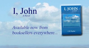I,John - a novel - is available from booksellers everywhere.