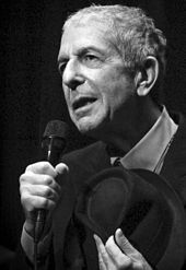 By Rama (Commons file) Leonard Cohen in 2008.