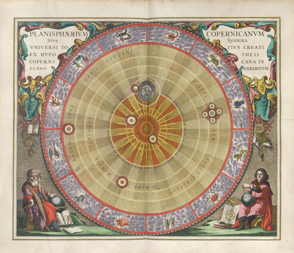 The Copernican Universe, via NASA.gov