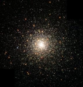 Stars - Hubble image