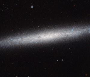 Spiral Galaxy - Hubble image