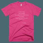 american apparel__fuchsia_flat front_mockup
