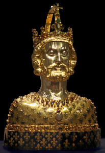 Reliquary of Charlemagne
