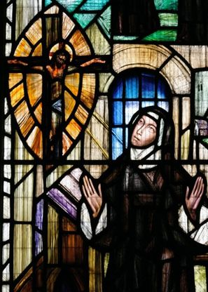 Julian of Norwich Window