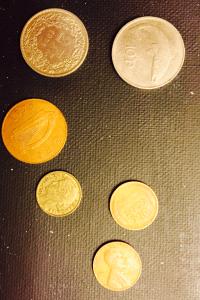 Coins Vertical