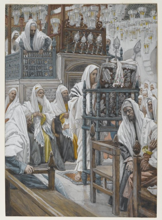 Brooklyn_Museum_-_Jesus_Unrolls_the_Book_in_the_Synagogue_-_James_Tissot_-_overall