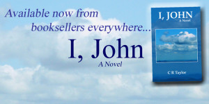 I,John - a novel - is available from booksellers everywhere