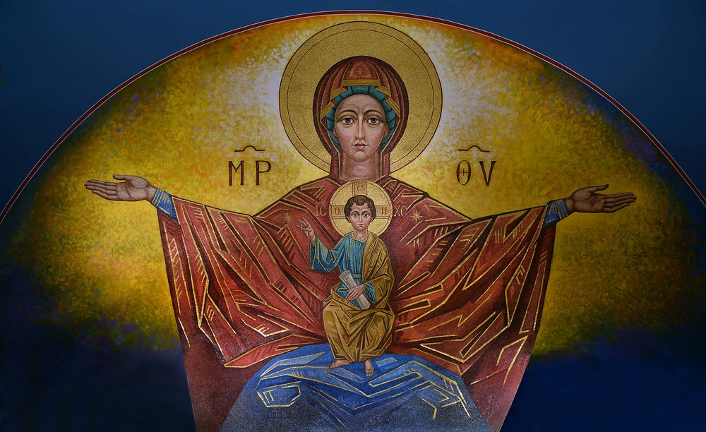 Mary Theotokos