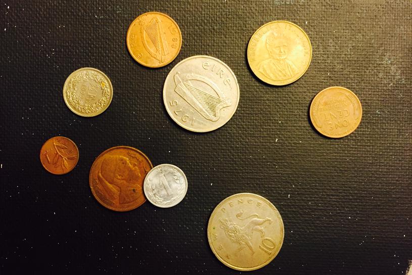Nine Coins